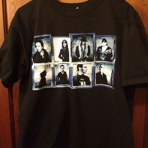 BRUCE SPRINGSTEEN CONCERT T-SHIRT 👕 Tour Tee Rock